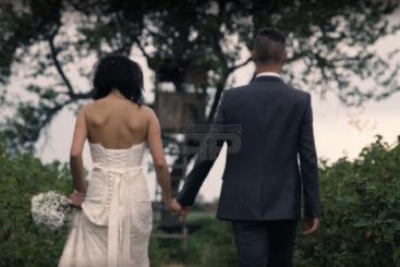 natáčení svatebního videa